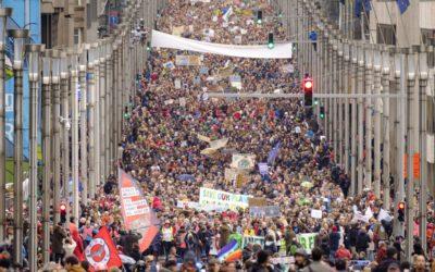 Question à Charles Michel, Premier Ministre, sur la réaction du gouvernement à la marche pour le climat du 2 décembre