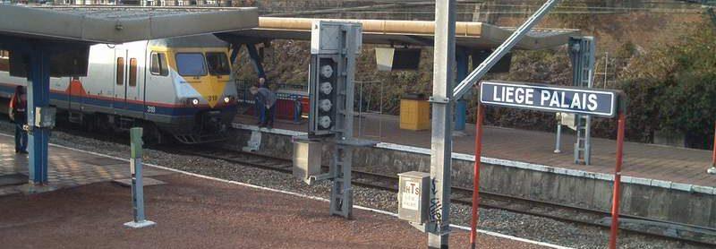Question à François Bellot sur une nouvelle gare Liège Saint-Lambert : les nouvelles sont bonnes!
