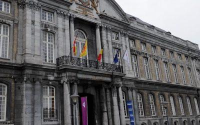 Question au Ministre Geens sur l'ancien bâtiment du BAJ à Liège