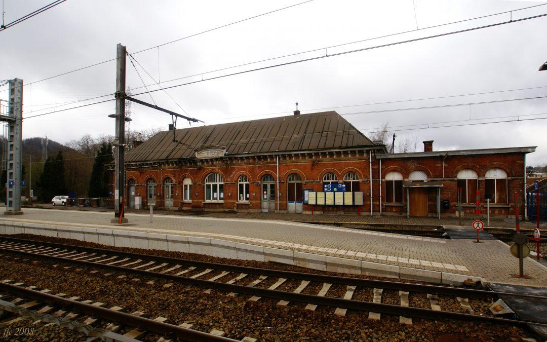 Question au Ministre Bellot sur la réouverture de la gare Vivegnis dans le quartier Saint-Léonard à Liège