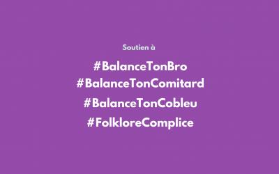 Violences campus, retour sur #BalanceTonFolklore