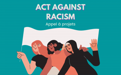 """Projectoproep """"Act against racism"""""""